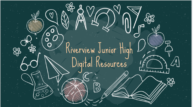 Jr High Packet Resources